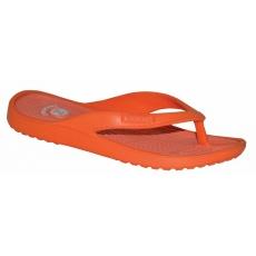 boty dámské LOAP FERA žabky oranžové