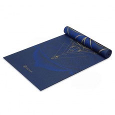 Double-sided yoga mat Gaiam Sun and Moon 6mm 63419