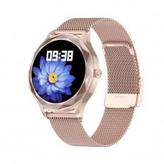 Watch, smartwatch Women Elise gold, steel