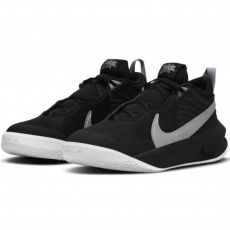 Nike Team Hustle D 10 Big Basketball Shoe Jr CW6735 004 basketball shoe