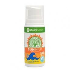 Sun Milk Sensitive SPF50 100ml