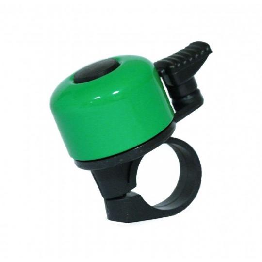 zvonek Baby mini zelený