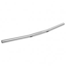 řidítka M-Wave 25,4 / 620mm stříbrná