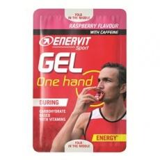 Gel One Hand s kofeinem 12,5ml malina