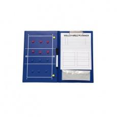Rucanor volleyball tactical board