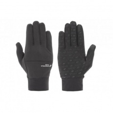 4F H4Z20-REU068 gloves Gray melange