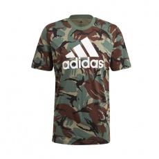 Adidas Essentials Camouflage M GK9808 Tee