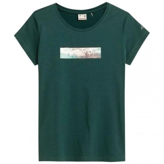 T-shirt 4F W H4Z21 TSD023 40S