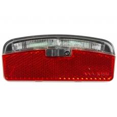 osvětlení zadní na nosič Anlun bateriové servisní balení