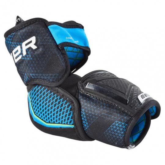 Bauer X Jr. hockey elbow pads