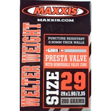 "duše MAXXIS Welter 29""x1.90-2.35 (50/60-622) FV/40mm"