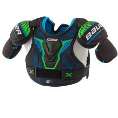 Bauer X Jr hockey shoulder pads