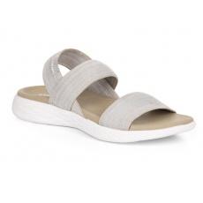 boty dámské LOAP DREW sandály hnědé