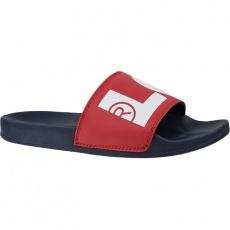 Levi's Batwing Slide Sandal czerwone 41
