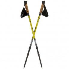 Enero Newicon Nordic Walking poles with a cover green 1011707