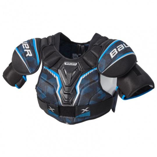 Bauer X Sr M hockey shoulder pads
