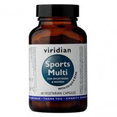Sports Multi 60 kapslí (Vitamíny, minerály a rostlinné extrakty)