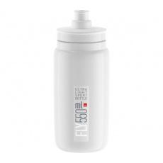 lahev ELITE FLY 20 bílá/šedé logo 550 ml