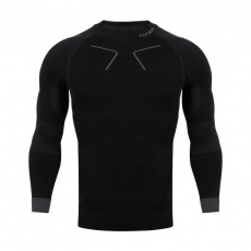 Alpinus Tactical Base Layer Thermoactive T-shirt black-gray M GT43219