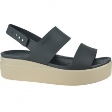 Crocs Brooklyn Low Wedge 206453-07H czarne 36/37