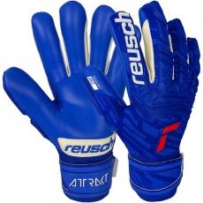 Goalkeeper gloves Reusch Attrakt Freegel Gold M 51 70 135 4010
