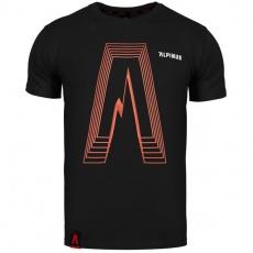 Altai black T-shirt M