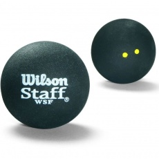 Squash ball Wilson Staff Yellow WRT617100