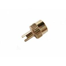 čepička ventilková kovová 1ks