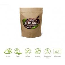 kaše Lifefood Breakfast Bio Raw kakaová s quinoou 270g exp. 09/20