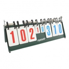 Scoreboard for volleyball, basketball and table tennis Meteor 16001