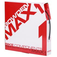 bowden MAX1 4 mm řadící černý box 30 m