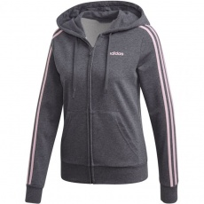 Adidas Essentials 3S FZ HD W DU0657 sweatshirt