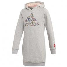 Adidas Cleofus Long Hoodie Jr GF0284
