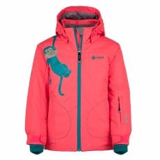 KILPI CINDY-JG - dievčenská lyžiarska bunda