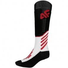 Ski socks 4F W H4Z19-SODN003 20S