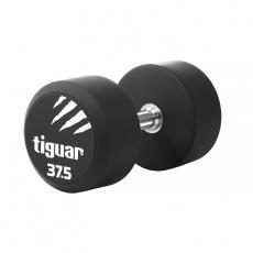 Dumbbell tiguar PU 37.5 kg TI-WHPU0375