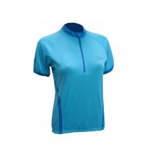 dres krátký dámský Rogelli CANDY sv.modrý