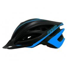 přilba HAVEN Endura-IN černo/modrá