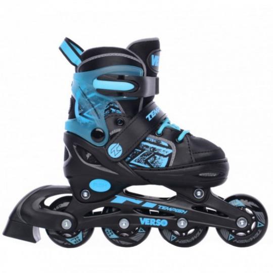Ice skates, inline skates, inline skates Tempish Verso Triple II Jr