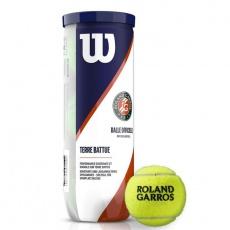 Wilson Roland Garos Clay Court 3 Tennis Ball WRT125000