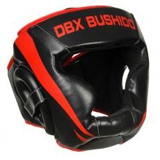 Boxerská helma DBX BUSHIDO ARH-2190R červená
