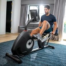 Schwinn recumbent exercise bike 510R 100936