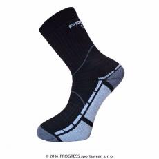 P TRB - TRAIL BAMBOO turistické ponožky s bambusom