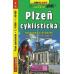 mapa cyklo Plzeň cyklistická