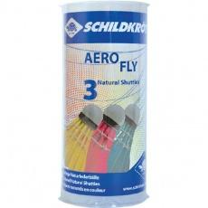 Badminton shuttlecocks Schildkrott Aero Fly 3 pcs 970911