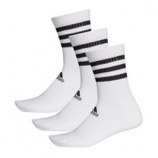 Adidas 3S CSH Crew 3P DZ9346 socks
