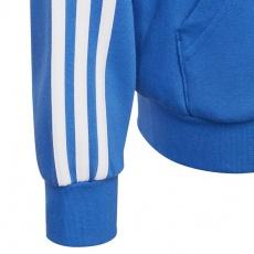 Adidas Essentials 3 Stripes Full Zip Jr FL9603 sweatshirt