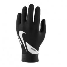 Nike Hyperwarm Academy Jr CU1595-010 football gloves