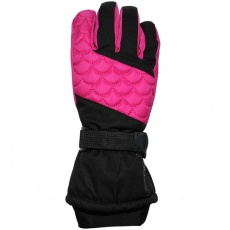 Outhorn W HOZ20 RED602 55S ski gloves