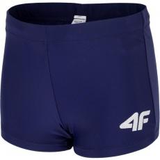 Swimming shorts 4F JR HJZ19-JMAJM001 30S navy blue